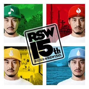RYO the SKYWALKER / 喜怒哀楽 #RSW15th [CD+DVD]