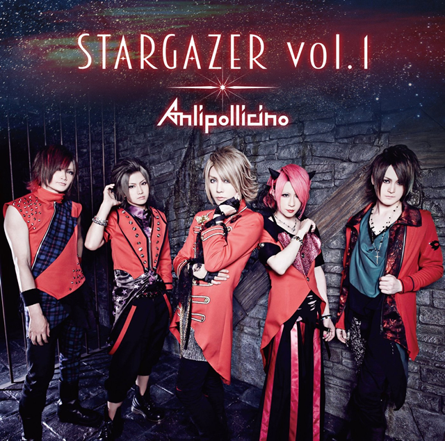 Anli Pollicino / STARGAZER vol.1 [CD+DVD]