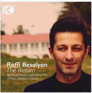The Return 帰還〜ラッフィ・ベサリアン:ピアノ・リサイタル ベサリアン(P) [Blu-ray Audio+CD]