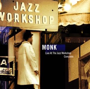 セロニアス・モンク / ライヴ・アット・ザ・ジャズ・ワークショップ-コンプリート [2CD] [限定]