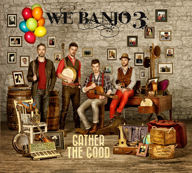 インタビュー:【We Banjo 3】バ...