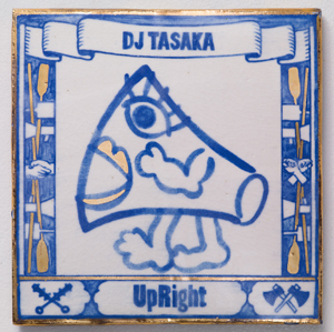 DJ TASAKA - UpRight [CD]