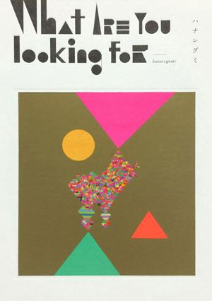ハナレグミ / What are you looking for [限定]