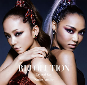 Crystal Kay feat.Namie Amuro / REVOLUTION [CD+DVD] [限定]