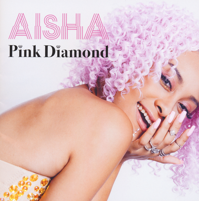 AISHA - Pink Diamond [CD]