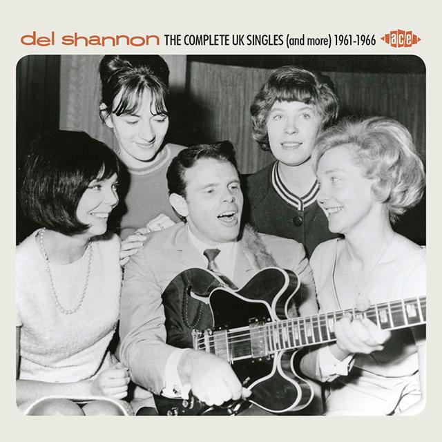 デル・シャノン / コンプリートUKシングルズ(アンド・モア)1961〜1966 [2CD] [再発]