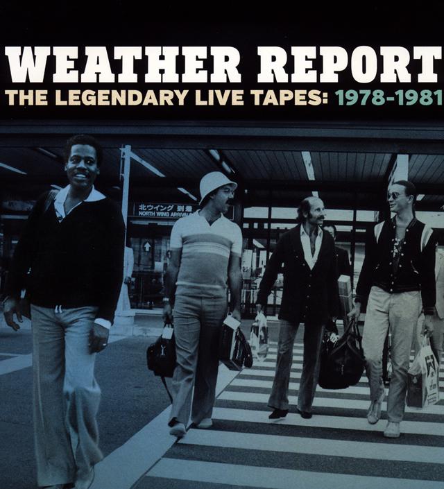 ウェザー・リポート / レジェンダリー・ライヴ・テープス1978-1981 [紙ジャケット仕様] [4CD] [Blu-spec CD2] [限定]