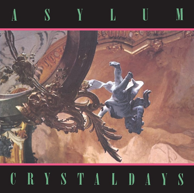 ASYLUM - Crystal Days [2CD]