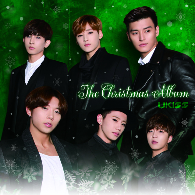 U-KISS / THE CHRISTMAS ALBUM