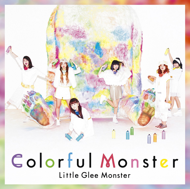 Little Glee Monster / Colorful Monster [限定]