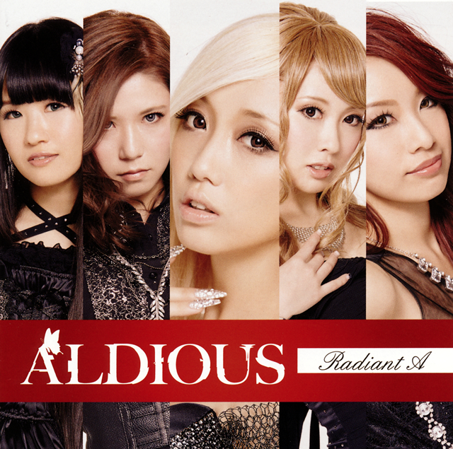 ALDIOUS / Radiant A [CD+DVD] [限定]