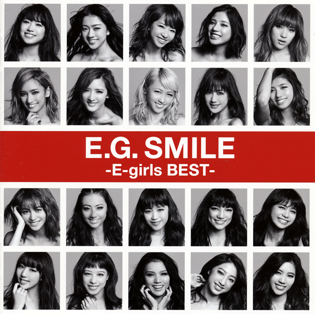 E-girls / E.G.SMILE-E-girls BEST- [2CD]