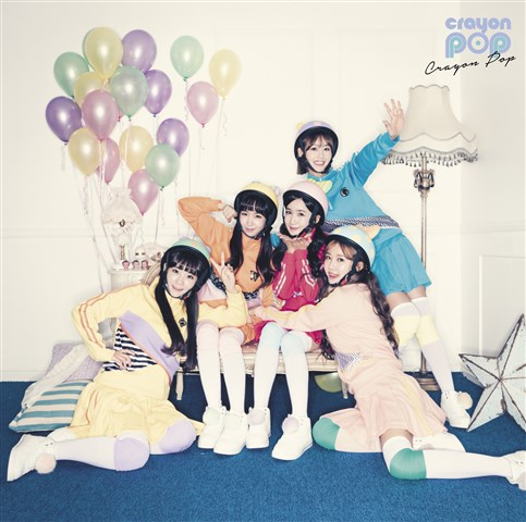 CRAYON POP / CRAYON POP [CD+DVD] [限定][廃盤]