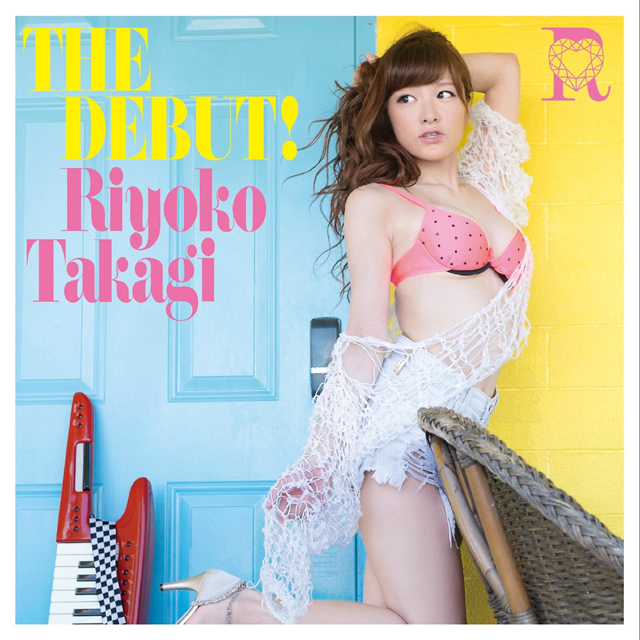 高木里代子 / THE DEBUT! [CD+DVD]