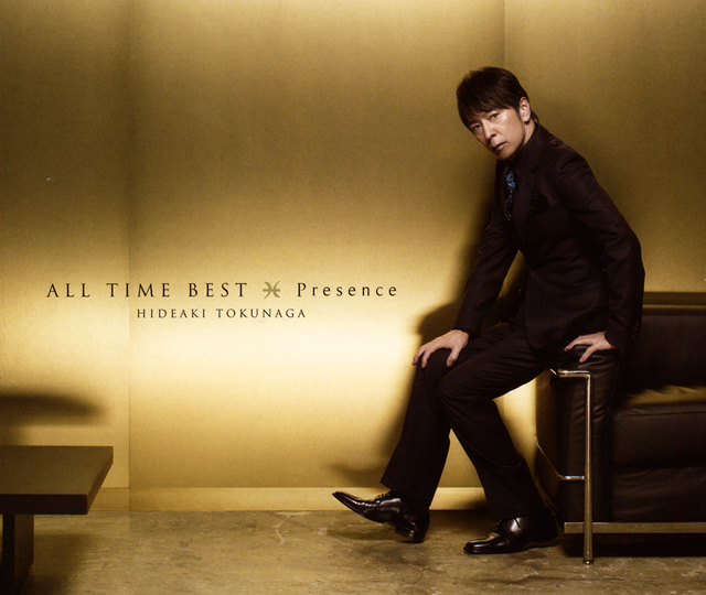 徳永英明 / ALL TIME BEST Presence [3CD]