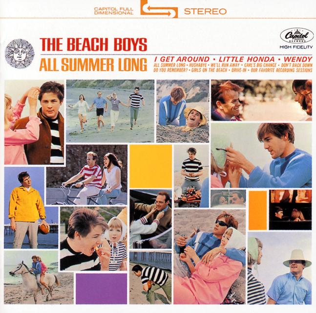 ビーチ・ボーイズ / オール・サマー・ロング[+3] [SHM-CD]