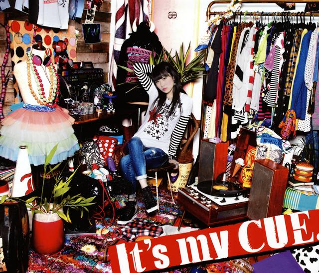 田所あずさ / It's my CUE. [Blu-ray+CD] [限定]
