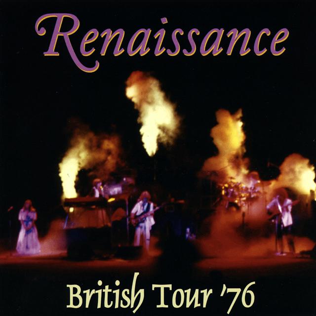 ルネッサンス / ブリティッシュ・ツアー 1976 [再発]
