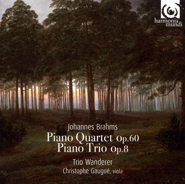 ブラームス:ピアノ三重奏曲第1番(初稿版) 他 トリオ・ヴァンダラー