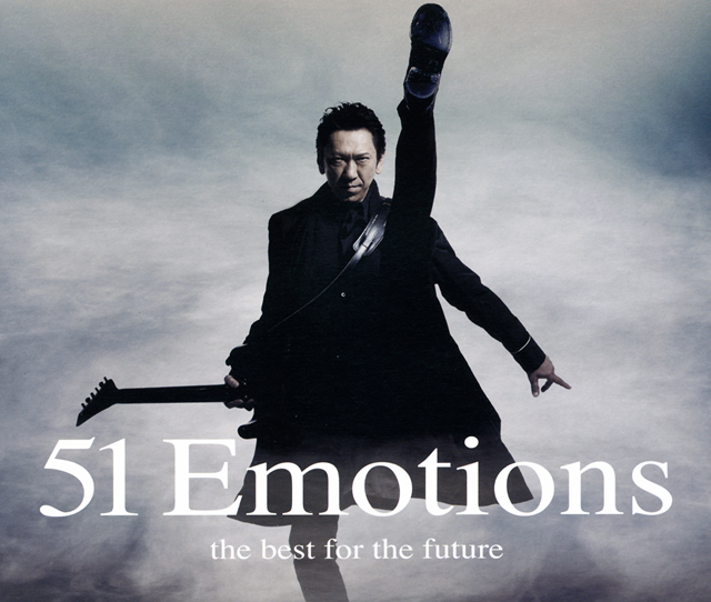 TOMOYASU HOTEI / 51 Emotions -the best for the future- [3CD]
