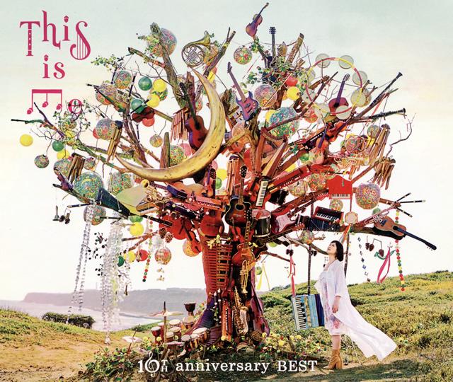 絢香 / THIS IS ME〜絢香 10th anniversary BEST〜 [3CD]