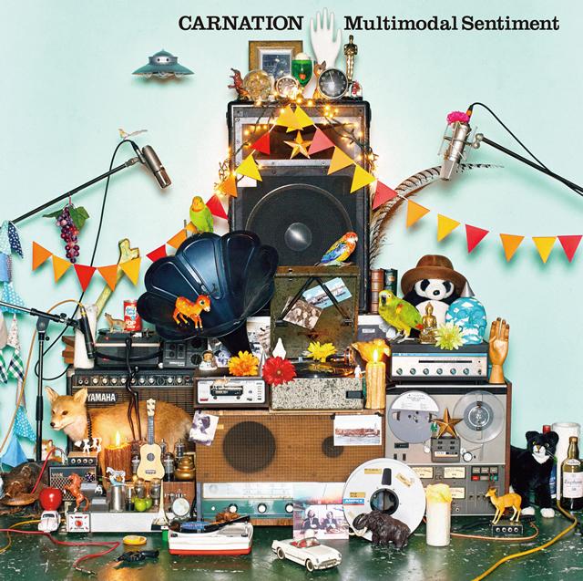カーネーション / Multimodal Sentiment [2CD]