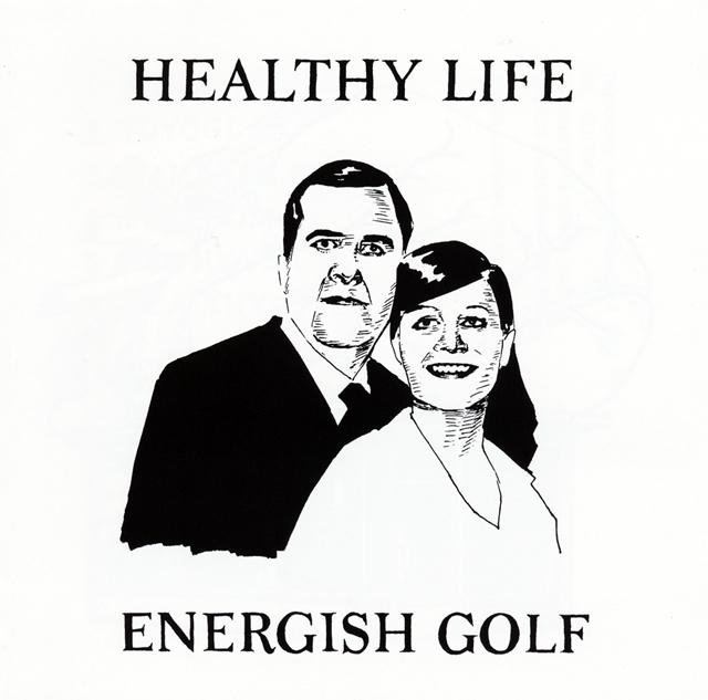 ENERGISH GOLF / HEALTHY LIFE