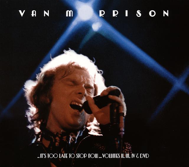 ヴァン・モリソン / 魂の道のり Vol.2、3、4&DVD [デジパック仕様] [3CD+DVD] [限定]
