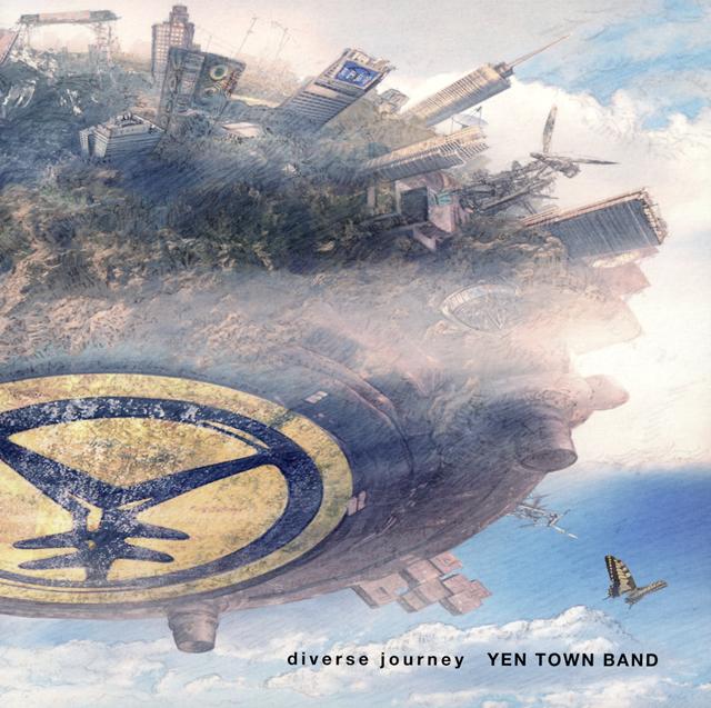 YEN TOWN BAND / diverse journey [CD+DVD] [限定]