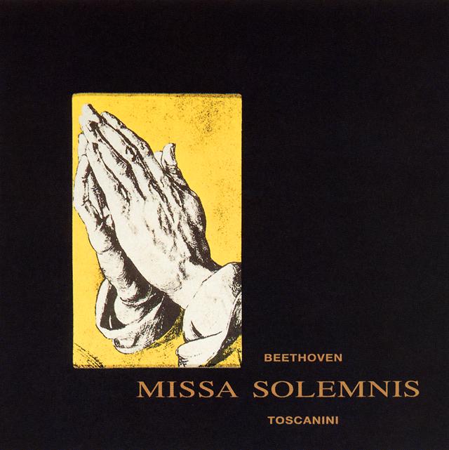 ベートーヴェン:ミサ・ソレムニス トスカニーニ / NBCso. ロバート・ショウcho. 他 [限定]