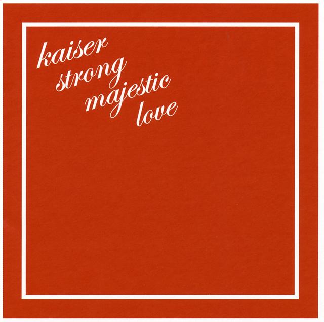 ザ・ボヘミアンズ / kaiser strong majestic love [CD+DVD]