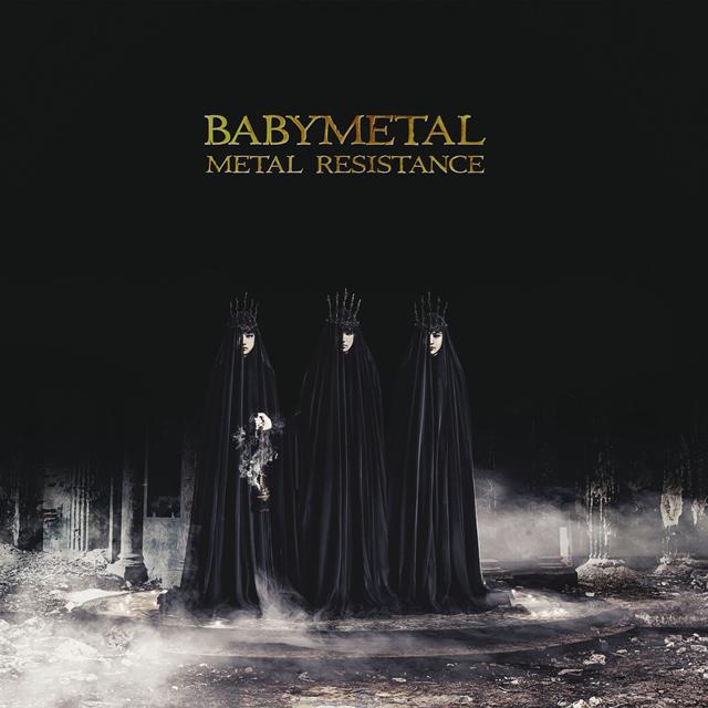 BABYMETAL / METAL RESISTANCE [紙ジャケット仕様] [CD+DVD] [限定]