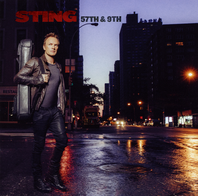 スティング / ニューヨーク9番街57丁目 [CD+DVD] [SHM-CD]