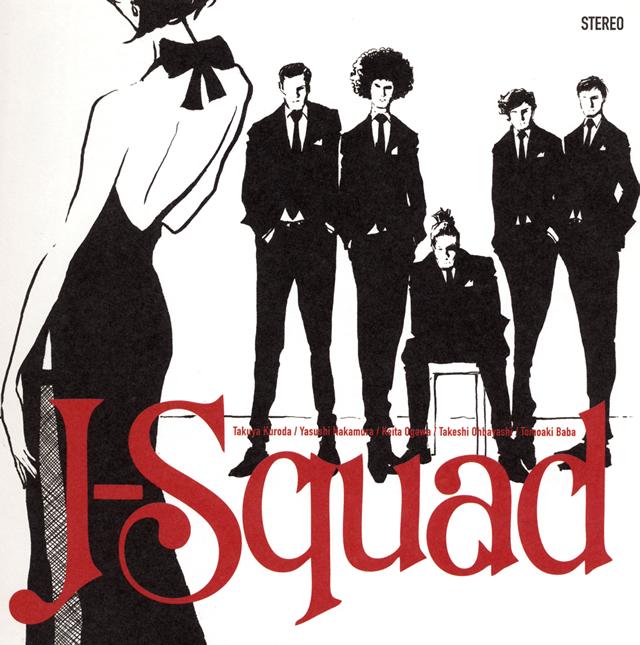 J-Squad / J-Squad [SHM-CD]