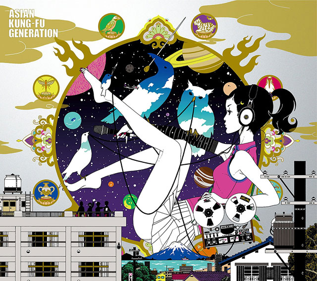 ASIAN KUNG-FU GENERATION / ソルファ(2016) [CD+DVD] [限定]