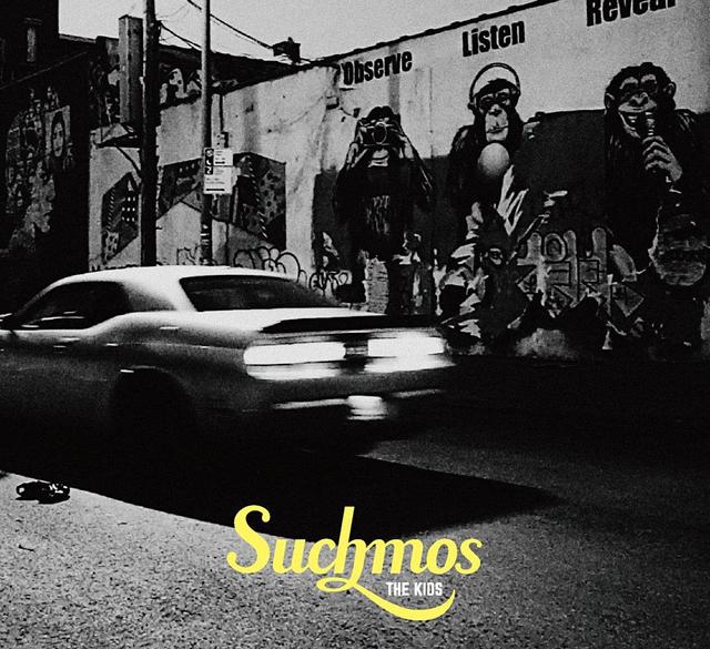 Suchmos / THE KIDS [紙ジャケット仕様]