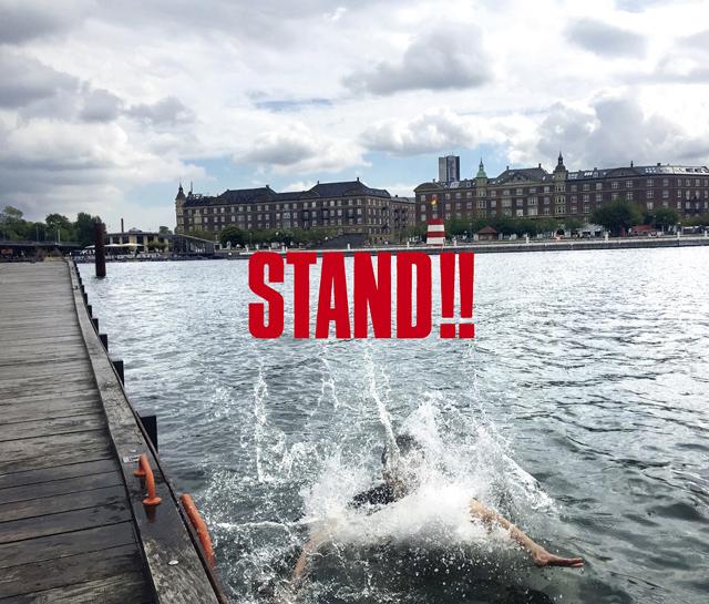 FUJIFABRIC / STAND!!
