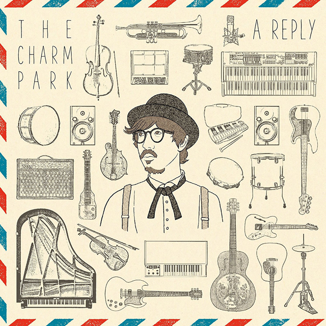 THE CHARM PARK - A REPLY [CD] [紙ジャケット仕様]