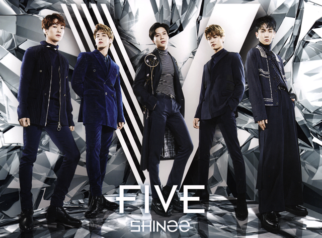 SHINee / FIVE [Blu-ray+CD] [限定]