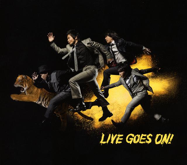 THEイナズマ戦隊 / LIVE GOES ON! [2CD+DVD] [限定]