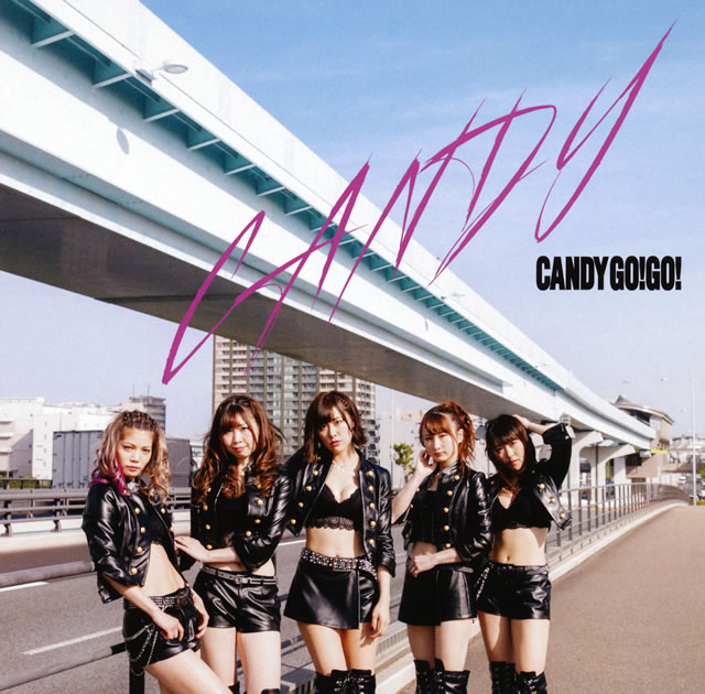 CANDY GO!GO! - CANDY(TYPE-A) [CD]