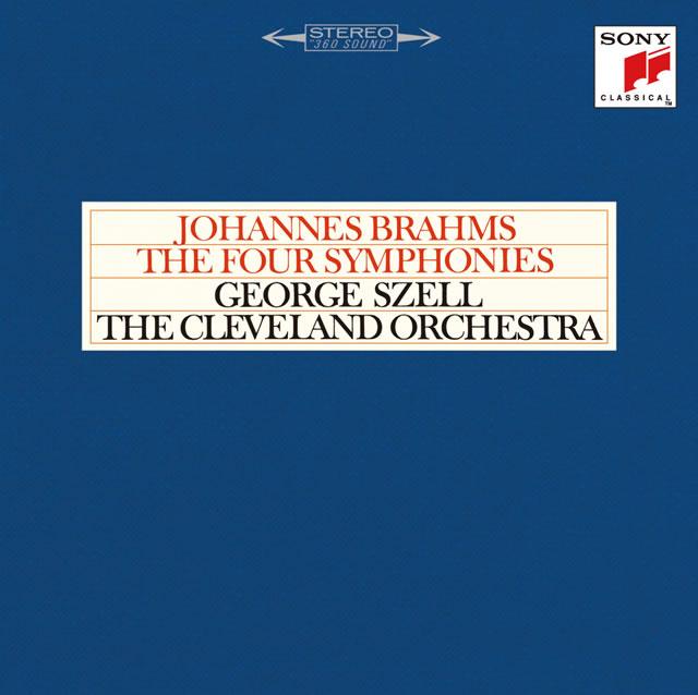 ブラームス:交響曲全集 セル / クリーヴランドso. [限定]