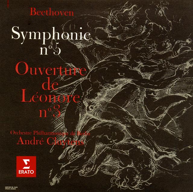 ベートーヴェン:交響曲第5番「運命」・第6番「田園」 他 クリュイタンス / BPO