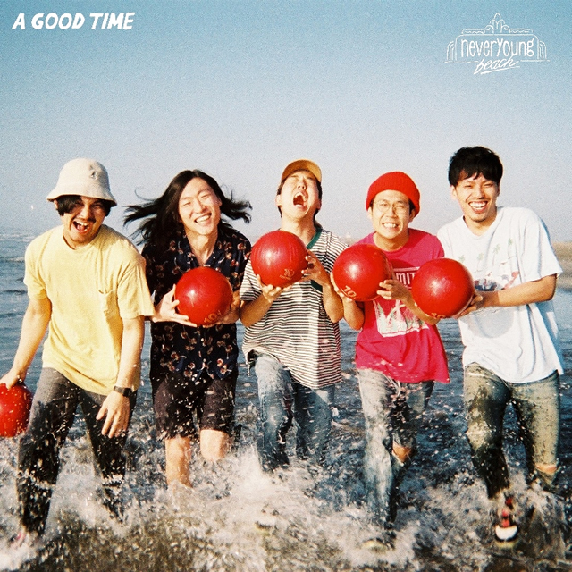 never young beach - A GOOD TIME [CD] [紙ジャケット仕様]