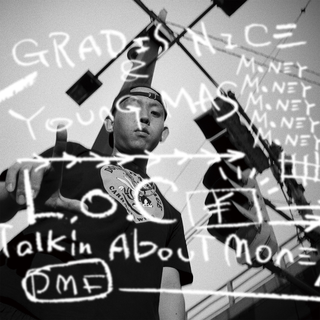 GRADIS NICE&YOUNG MAS - L.O.C-Talkin' About Money- [CD]