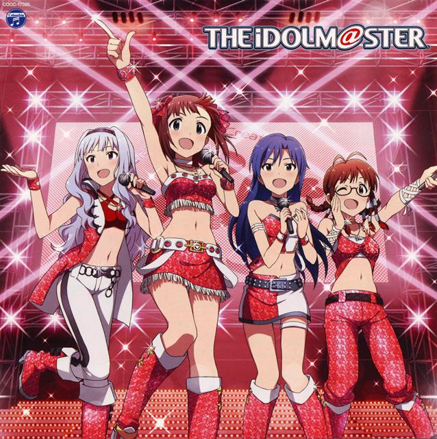 「アイドルマスター」THE IDOLM@STER MASTER PRIMAL〜ROCKIN'RED