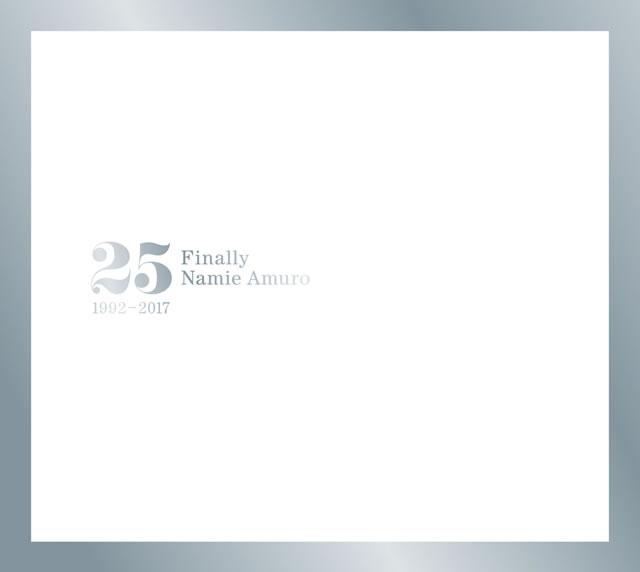 Namie Amuro / Finally [3CD+DVD]