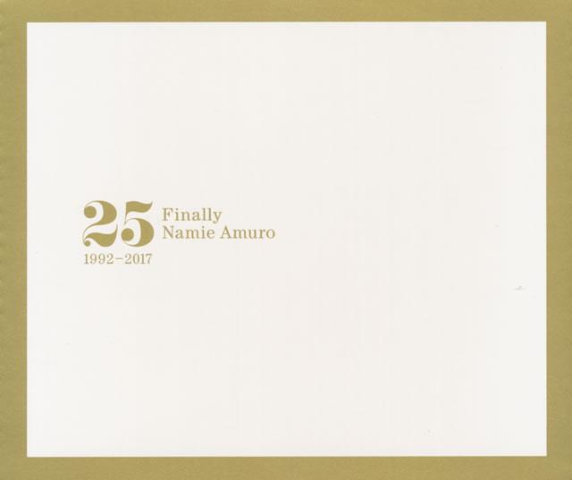 Namie Amuro / Finally [3CD]