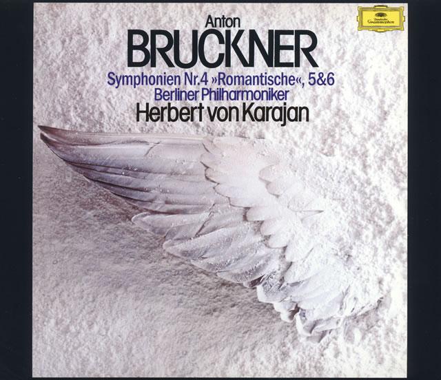 ブルックナー:交響曲第4番「ロマンティック」・第5番・第6番 カラヤン / BPO [限定]