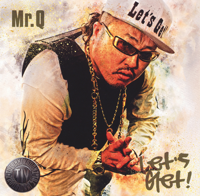 Mr.Q - Let's Get! [CD+DVD]